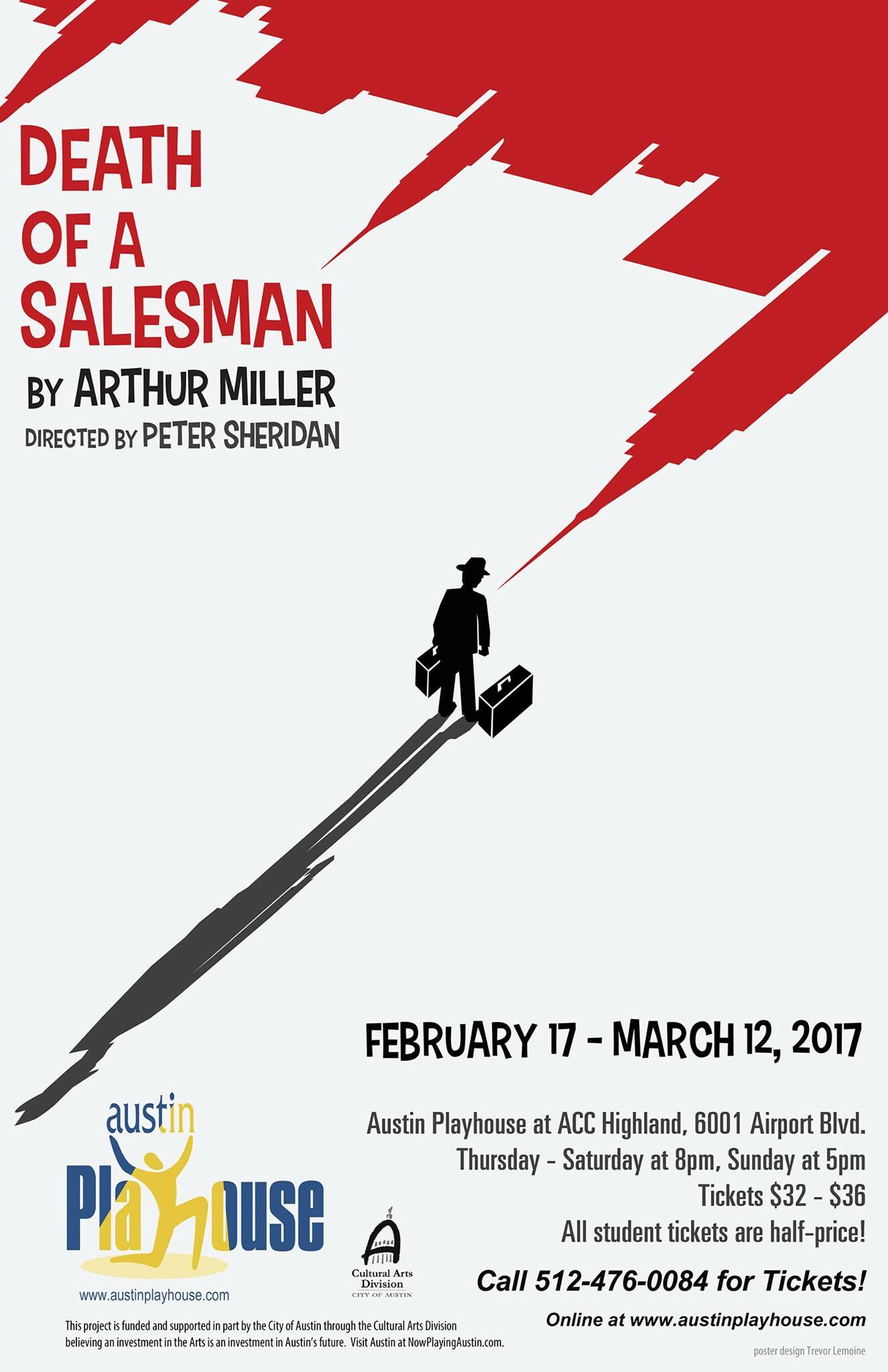 Death of a Salesman by Austin Playhouse