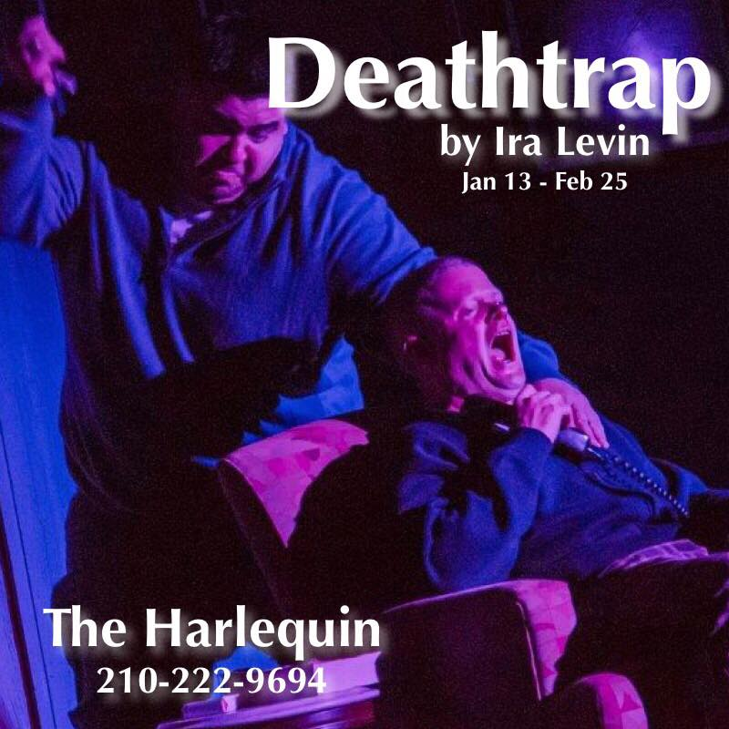 Deathtrap by The Harlequin