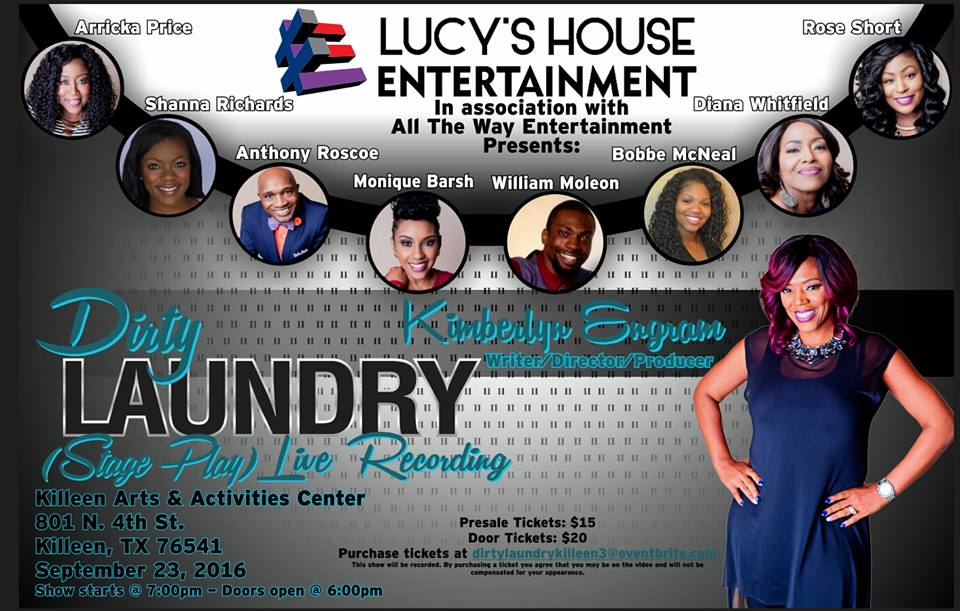 Dirty Laundry by Lucy's House Entertainment