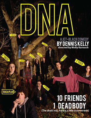 DNA by Capital T Theatre