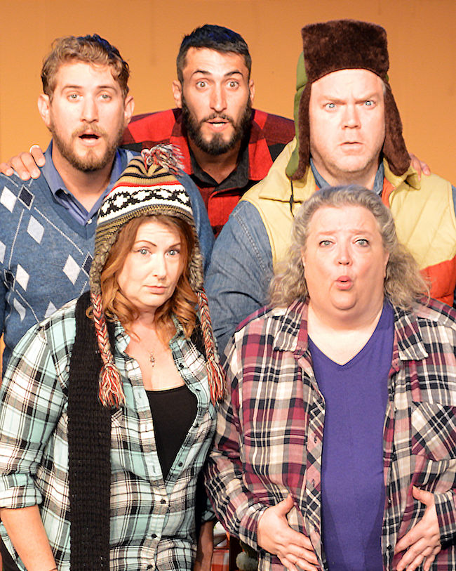 Don't Hug Me, I'm Pregnant! by Hill Country  Community Theatre (HCCT)