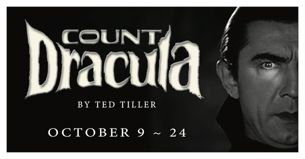 Auditions for Count Dracula, by Hill Country Arts Foundation (HCAF)