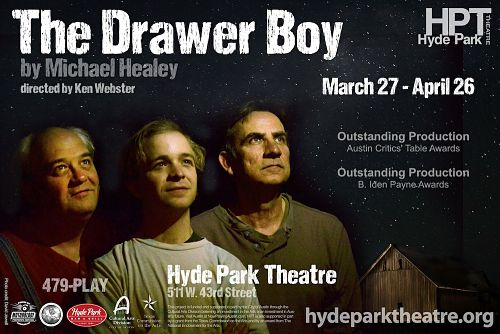 The Drawer Boy by Hyde Park Theatre
