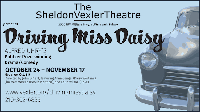 Driving Miss Daisy by Vexler Theatre
