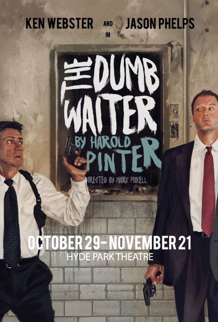 The Dumbwaiter by Capital T Theatre