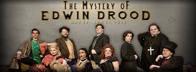 The Mystery of Erwin Drood by Playhouse San Antonio