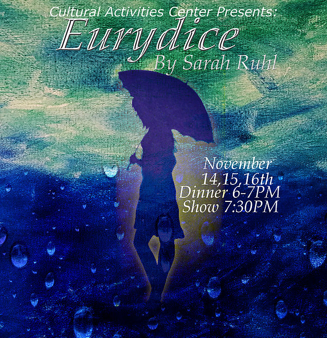 Eurydice by Cultural Activities Center (CAC)