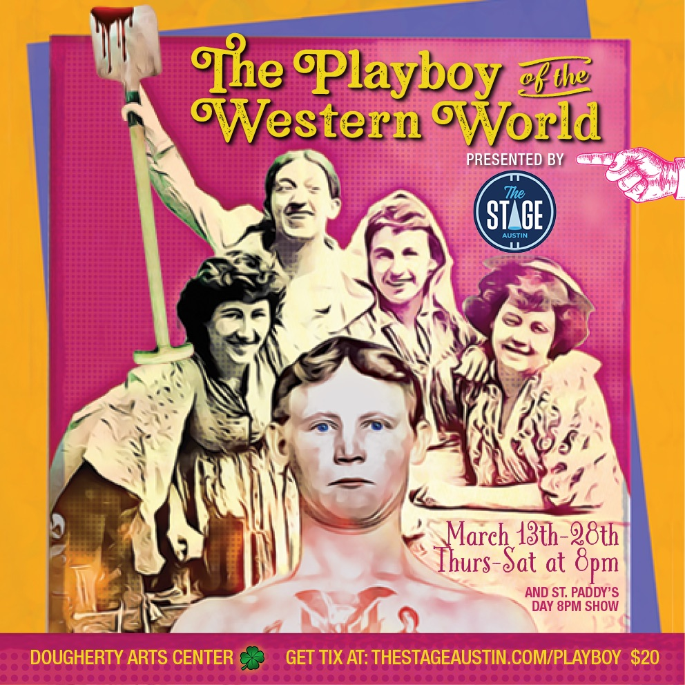 The Playboy of the Western World by The Stage at Water Street