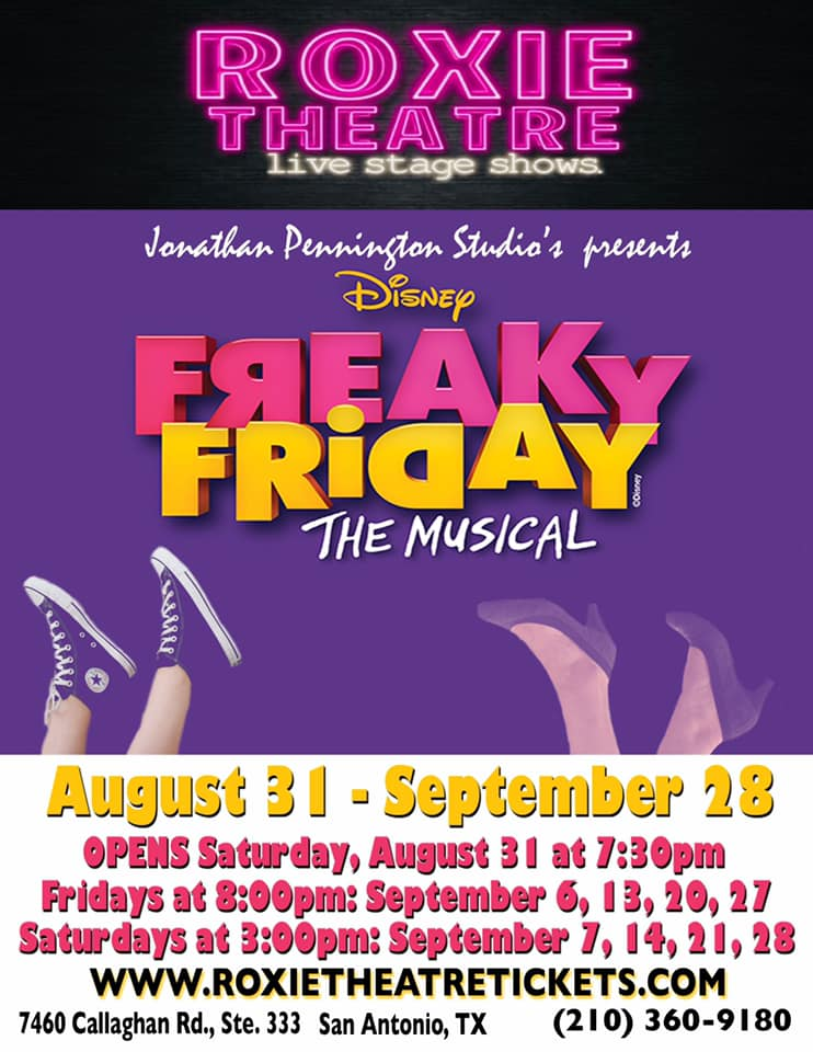 Freaky Friday by Roxie Theatre Company