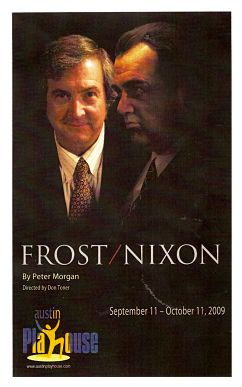 Frost/Nixon by Austin Playhouse