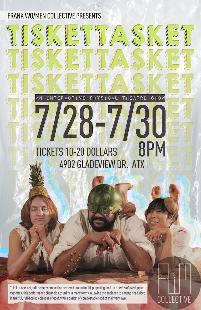 Tiskettasket by Frank Wo/Men Collective