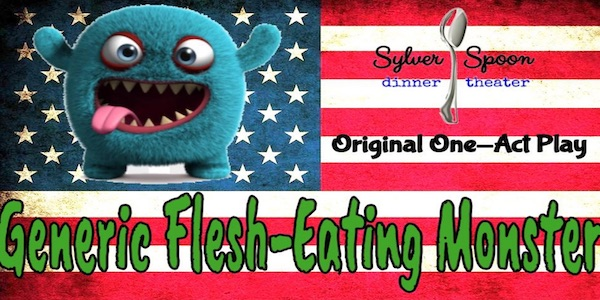 Generic Flesh-Eating Monster by Sylver Spoon Dinner Theatre