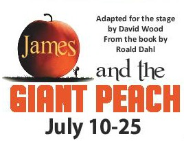 James and the Giant Peach by Hill Country Arts Foundation (HCAF)