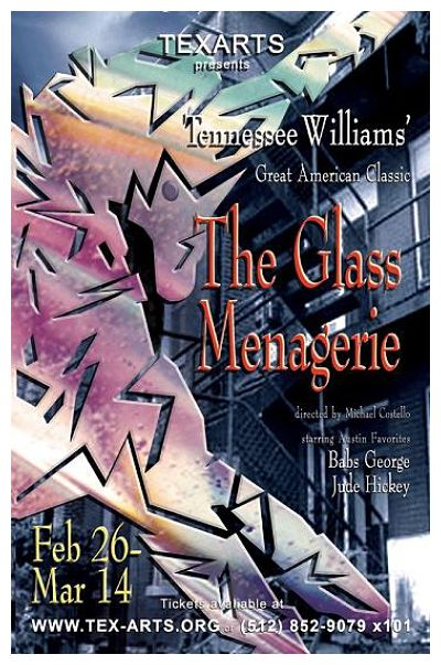 The Glass Menagerie by Tex-Arts