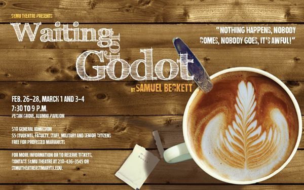 Waiting for Godot by St. Mary's University