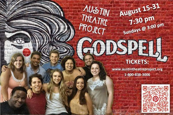 Godspell by Austin Theatre Project