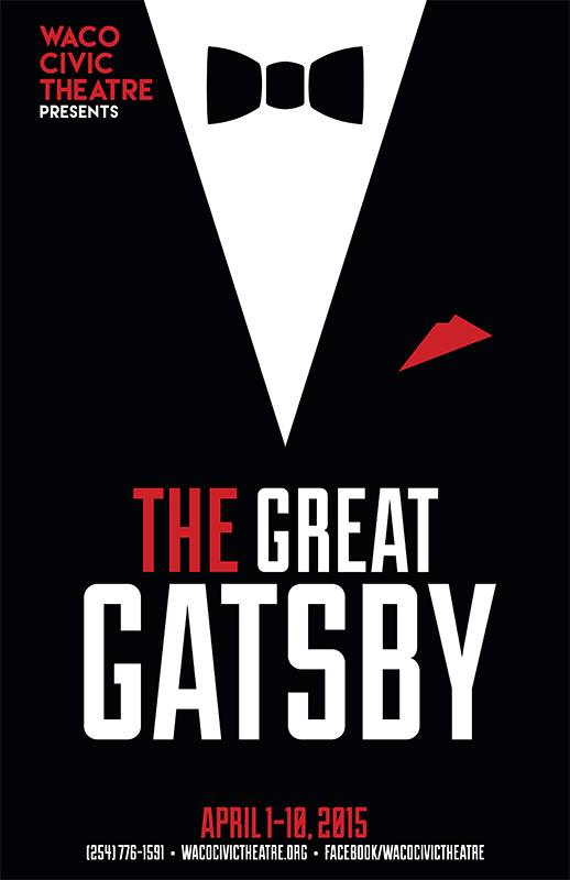 The Great Gatsby by Waco Civic Theatre