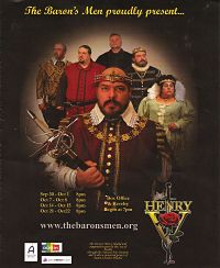Henry V by The Baron's Men