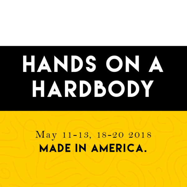Hands on a Hardbody by Vive Les Arts (VLA) Theatre