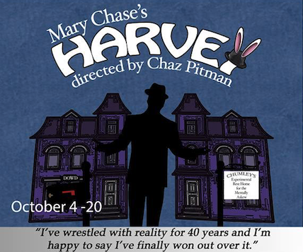Harvey by StageCenter Community Theatre