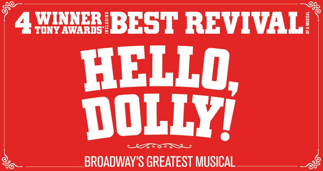 Hello, Dolly! by touring company