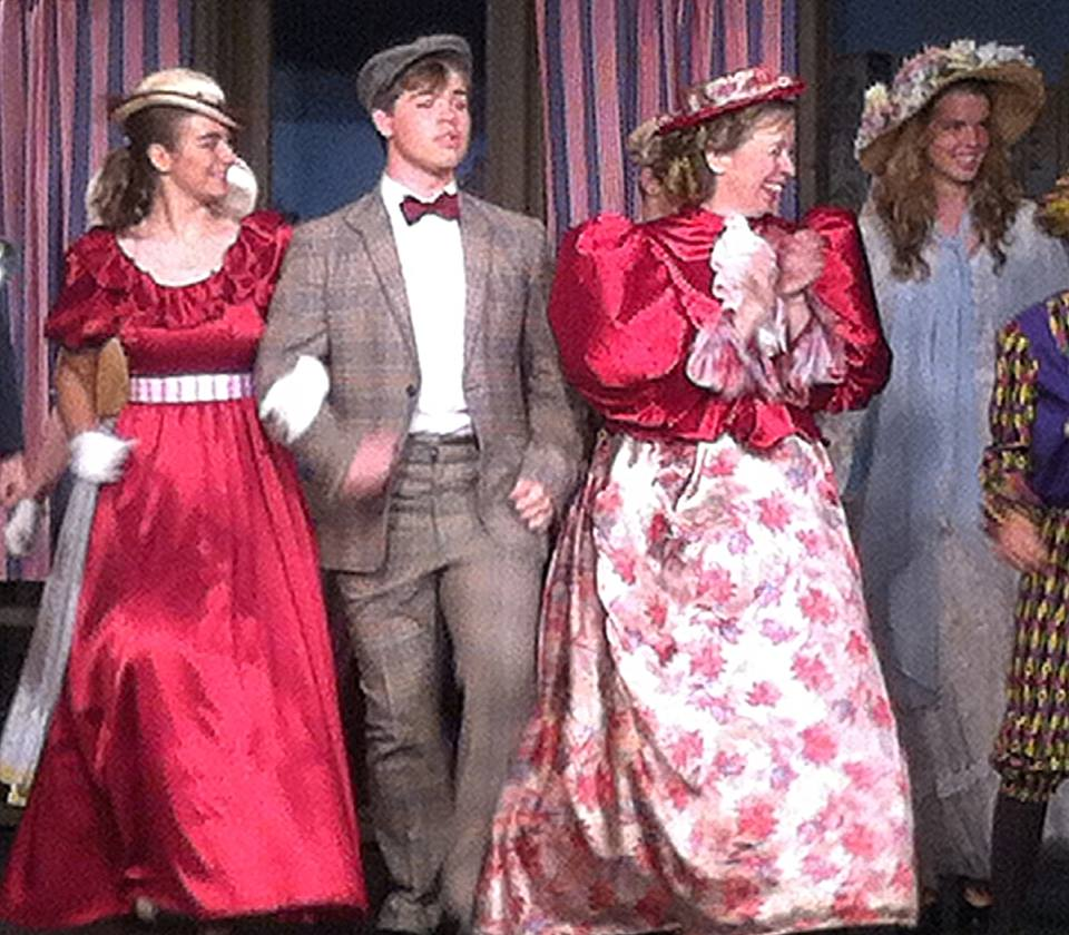 Hello, Dolly! by Hill Country  Community Theatre (HCCT)