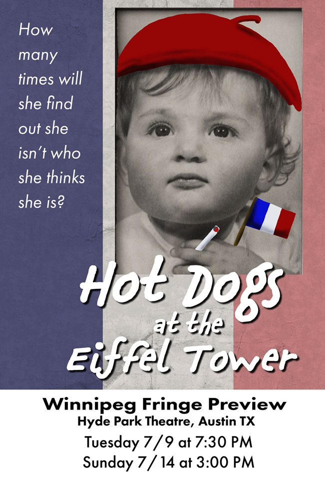 Hot Dogs at the Eiffel Tower by Hyde Park Theatre