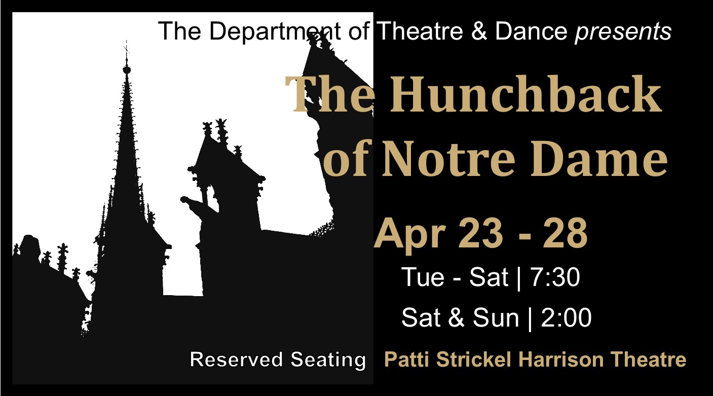 The Hunchback of Notre Dame by Texas State University