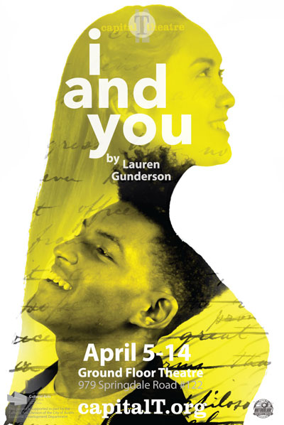 I and You by Capital T Theatre