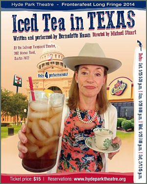 Iced Tea in Texas by FronteraFest