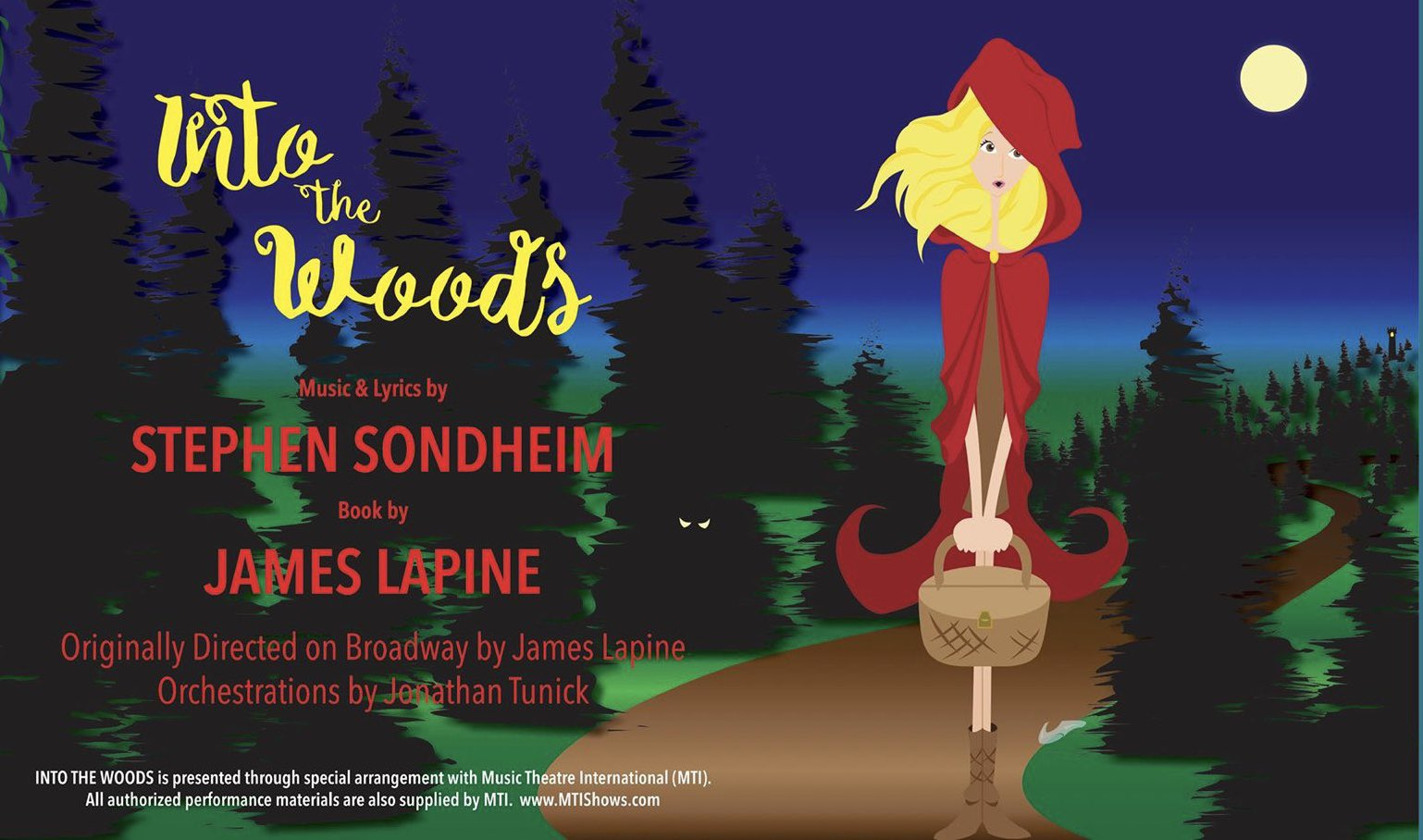 Into The Woods by The Public Theater