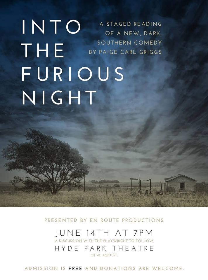 Into The Furious Night by En Route Productions
