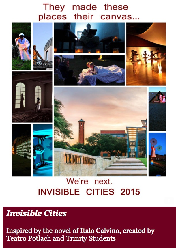 Invisible Cities by Trinity University