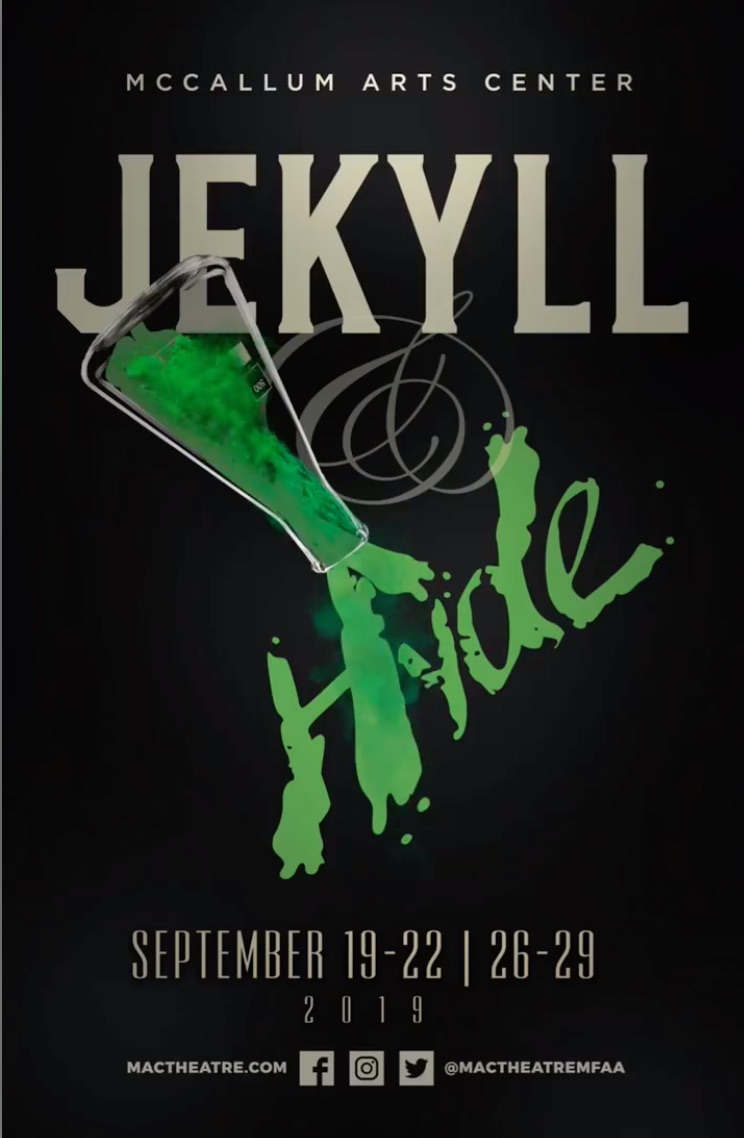 Jekyll & Hyde, the musical by McCallum Fine Arts Academy