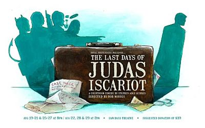 The Last Days of Judas Iscariot by The Royal Pretenders