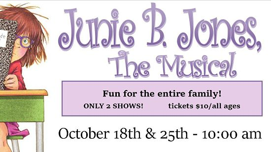Junie B. Jones, the musical by Georgetown Palace Theatre