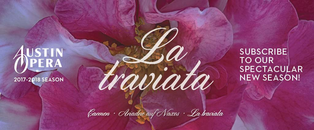 La Traviata by Austin Opera