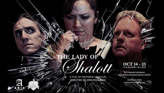 The Lady of Shalott by Overtime Theater