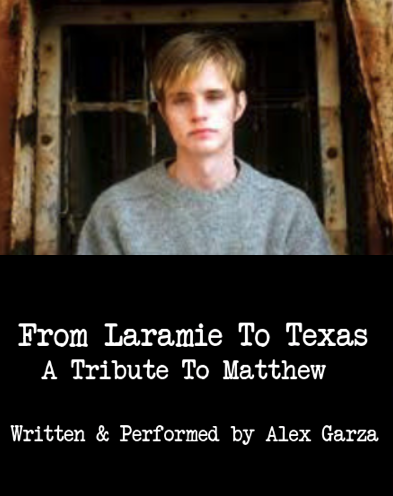 From Laramie to Texas by Alex Garza