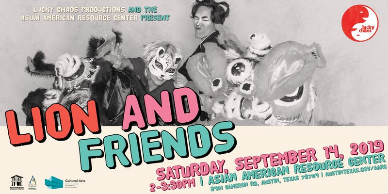 Lion & Friends by Lucky Chaos Theatre Projects