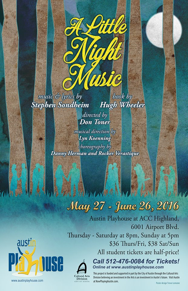 A Little Night Music by Austin Playhouse