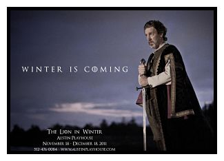 The Lion in Winter by Austin Playhouse