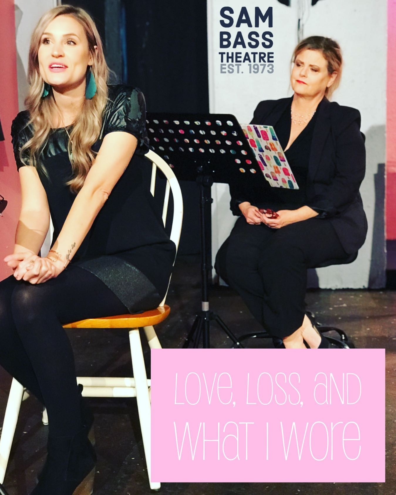 Love, Loss and What I Wore by Sam Bass Community Theatre
