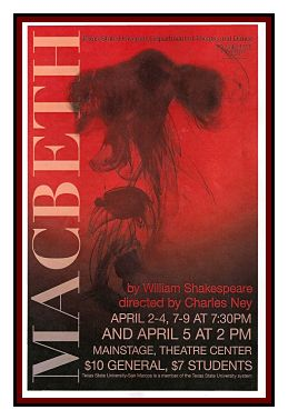 Macbeth by Texas State University