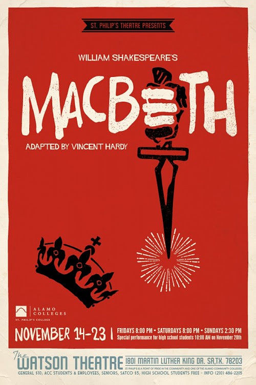 Macbeth by St. Philip's College