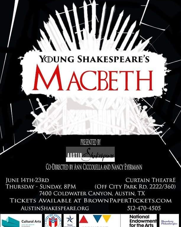 Macbeth by Austin Shakespeare Youth Troupe