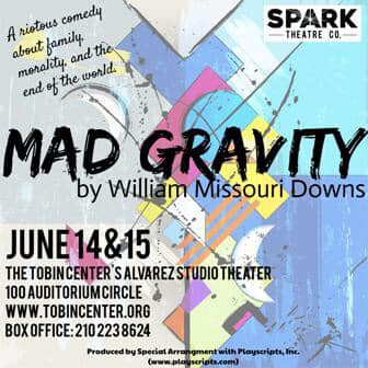 Mad Gravity by Spark Theatre Company