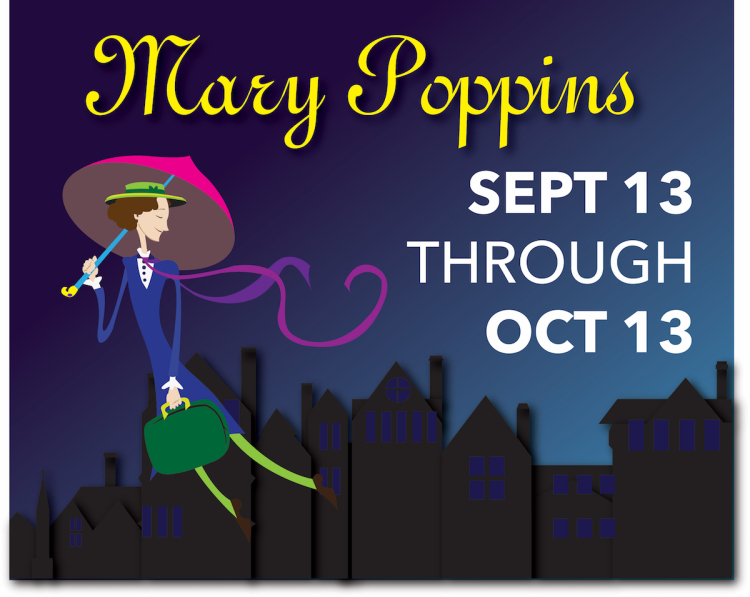 Mary Poppins by The Public Theater