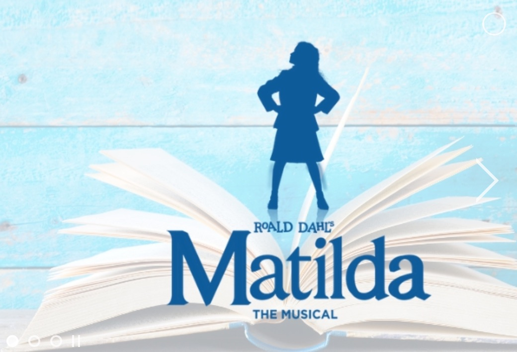Matilda, the musical by The Theatre Company