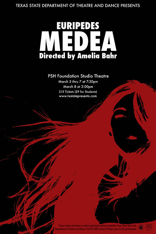 Medea by Texas State University